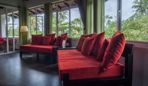 Apt 2 Red Sofa widows wrap P1270992